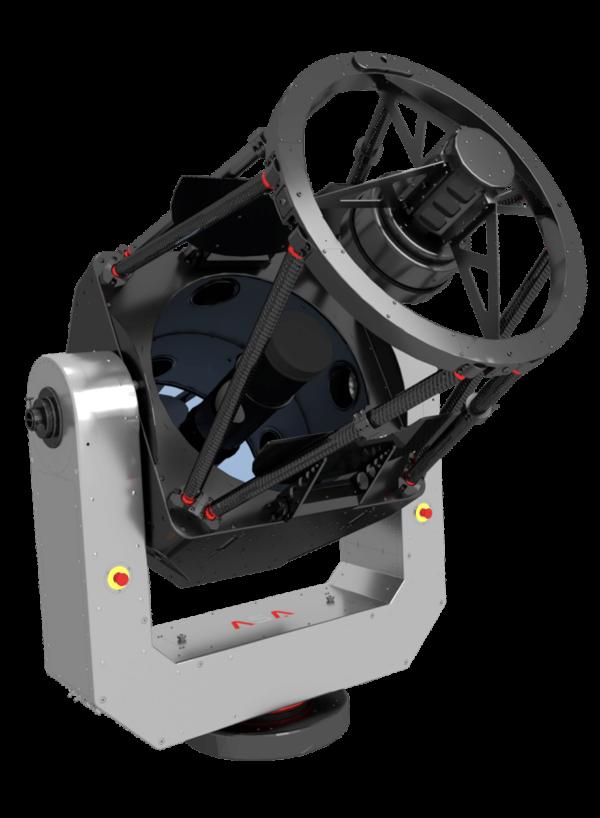 Astronomy Alive ASA Astrosysteme Austria AZ800m 800mm Ritchey Chretien telescope system